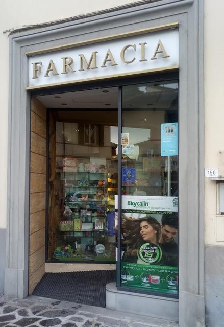 farmacia bagno a ripoli - dr.a m. teresa faucci - bagno a ripoli (fi)